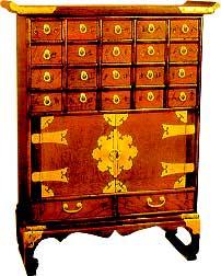 Korean Furniture - Medicine Chest