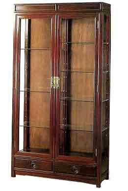 Curio Cabinet Bk36