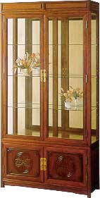 Genial China Display Cabinet